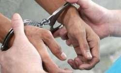 delhi man arrested
