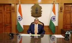 Chief Justice of India (CJI) N V Ramana