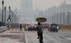 Delhi rains, monsoons in Delhi, Yellow alert, Humidity level