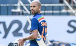 Shikhar Dhawan
