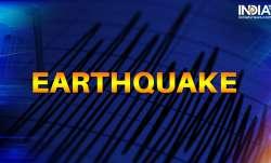 delhi earthquake news, delhi earthquake today