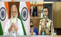 Change negative perception of police among people: PM Modi