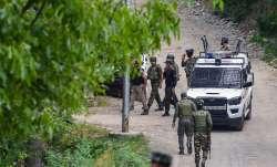 security forces LeT terrorists encounter kashmir