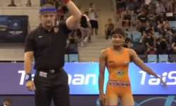 Cadet World C'ships: Indian wrestlers Tannu and Priya become World Champions