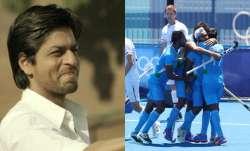 Shah Rukh Khan to Akshay Kumar, Bollywood congratulates Indian Men's Hockey Team for Tokyo Olympics