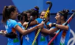 Women's Hockey: India create history, beat favorites Australia 1-0 to reach Tokyo Olympics semifinal