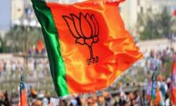 bjp protests against congress