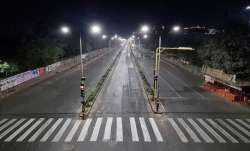 covid 19 curfew, srinagar curfew, covid 19 cases