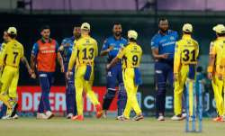 IPL 2021 CSK vs MI: Where are MS Dhoni's Chennai and Rohit Sharma's Mumbai on the points table?