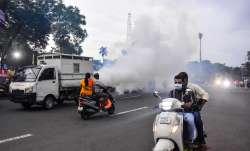 dengue cases meerut