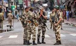J&K: Terror alert issued before festive season as 40