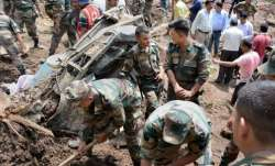army rescues villagers