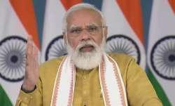 90 crore Covid vaccine doses administered in India: PM Modi