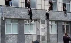 Perm State University shooting