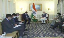 PM in US: CEO of Qualcomm keenness to work with India in areas like 5G