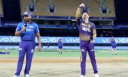 IPL 2021 MI vs KKR Toss Today: Find the list of all toss and match results for Mumbai Indians vs Kol