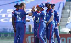 DC vs RR Live Score IPL 2021 Live Updates: Royals in trouble; lose three in powerplay
