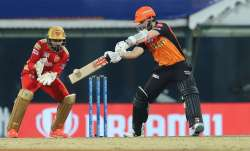 SRH vs PBKS Live Score IPL 2021 Live