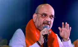 Netaji, Sardar Patel didn't get due recognition or respect for years: Amit Shah