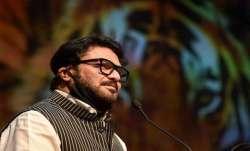 Babul Supriyo to submit resignation as Lok Sabha MP tomorrow