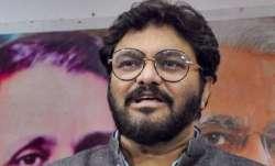 Goa polls Babul Supriyo