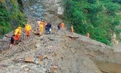 Uttarakhand heavy rains