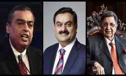 Forbes India Rich List 2021: Mukesh Ambani to Gautam Adani to Cyrus Poonawalla   Meet top 100 riches
