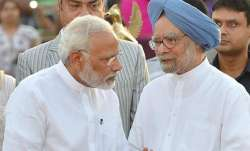 PM Modi wishes speedy recovery for Manmohan Singh