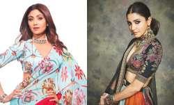 Anushka Sharma, Shilpa Shetty