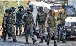 J&K: Encounter breaks out between security forces,