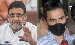 Mumbai Drug Bust Case: It's minister Nawab Malik vsNCB