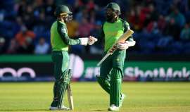 2019 World Cup, Match 21: South Africa beat Afghanistan by 9 wickets in Cardiff