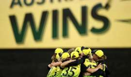 Women's T20 World Cup Final: Australian dominance continues as hosts beat India to lift fifth title