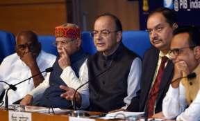 India Union Budget 2018 Key Highlights: Personal tax slabs
