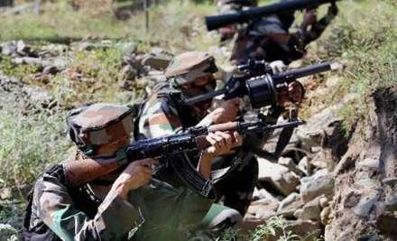 Army foils infiltration bid as Pakistani troops violate