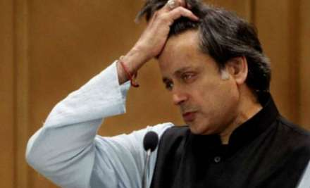 Rahul Gandhi miffed at Shashi Tharoor? Warns party leaders