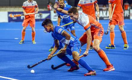 India beat Netherlands in shoot-out in second match to lead FIH Pro League points table