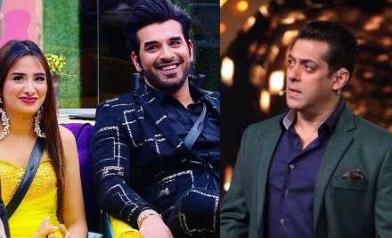 Bigg Boss 13 host Salman Khan blasts Paras Chhabra for misbehaving