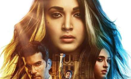 Guilty trailer Out: Kiara Advani surprises in Netflix film, Twitterati call her 'Kabir Singh'