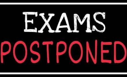 Coronavirus: Karnataka SSLC exam postponed. Last PSU exam to be held tomorrow