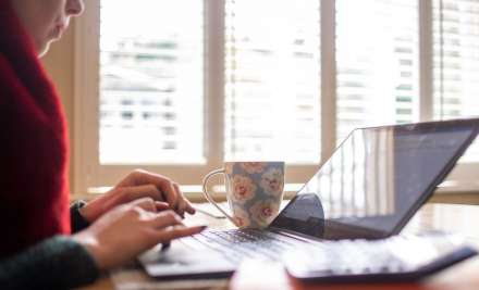 Is it gossip you're missing the most while working from home?