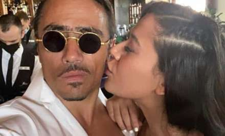 Krishna Shroff's ex-boyfriend Eban Hymas comments on her