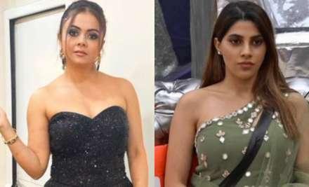 Twitter thinks Nikki Tamboli ruled in ugly fight with Devoleena Bhattacharjee