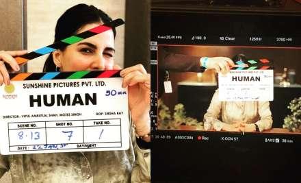 Vipul Shah's series Human starring Kirti Kulhari is a thriller about medical trials