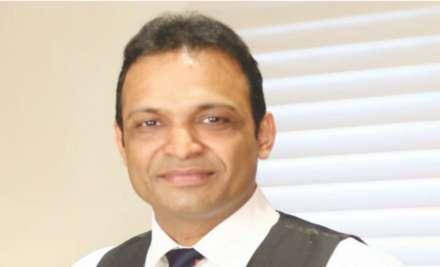Scott Edil Pharmacia's Managing Director Sanjeev Aggarwal