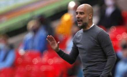 Manchester City bossPep Guardiola