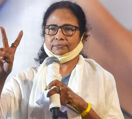 Mamata Banerjee takes oath as Chief Minister of West Bengal for 3rd time