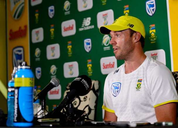 AB de Villiers breaks silence on South Africa WC selection