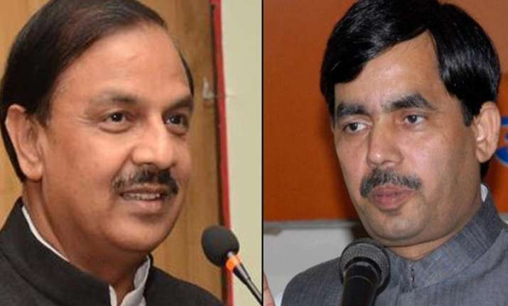 Union Culture Minister Mahesh Sharma and BJP leader