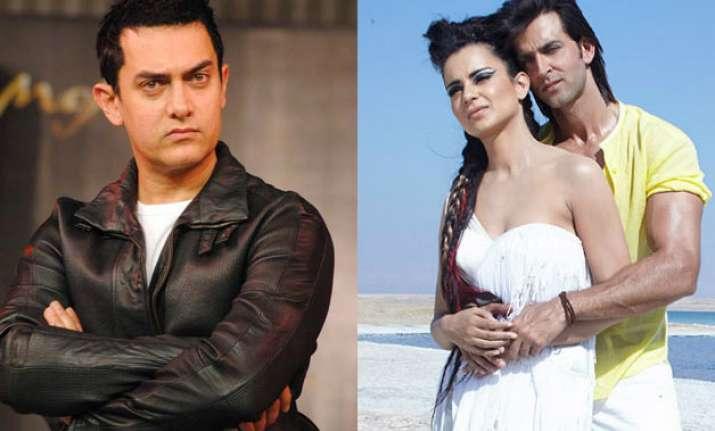 Aamir Khan, Kangana Ranaut and Hrithik Roshan